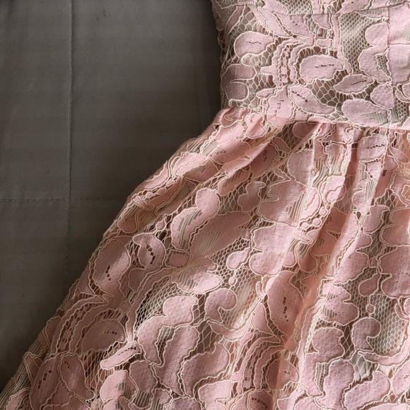 Eliza J Dresses | Eliza J Eyelash Fit And Flare Dress